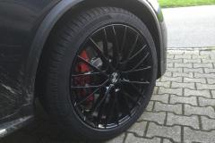 MAK-Speziale black auf Mercedes